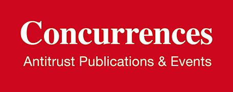Concurrences: Antitrust Publications & Events